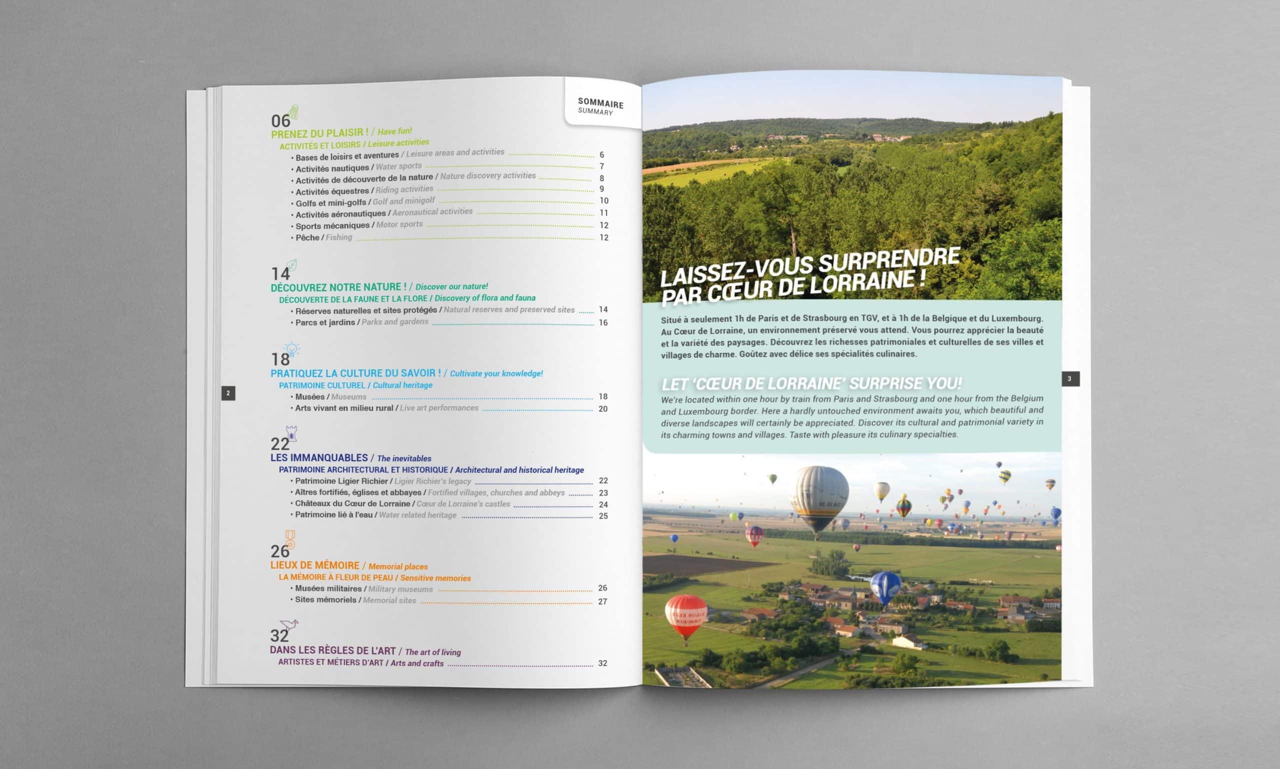 Edition Commerciale Region Centre Val-de-Loire