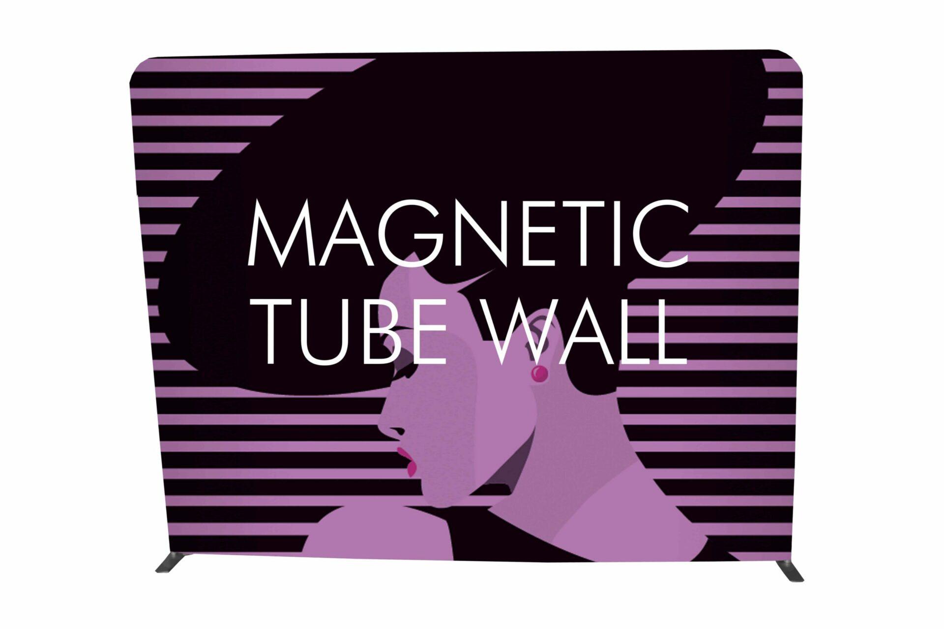 VD-TUB-Mur Tubulaire Magnétique