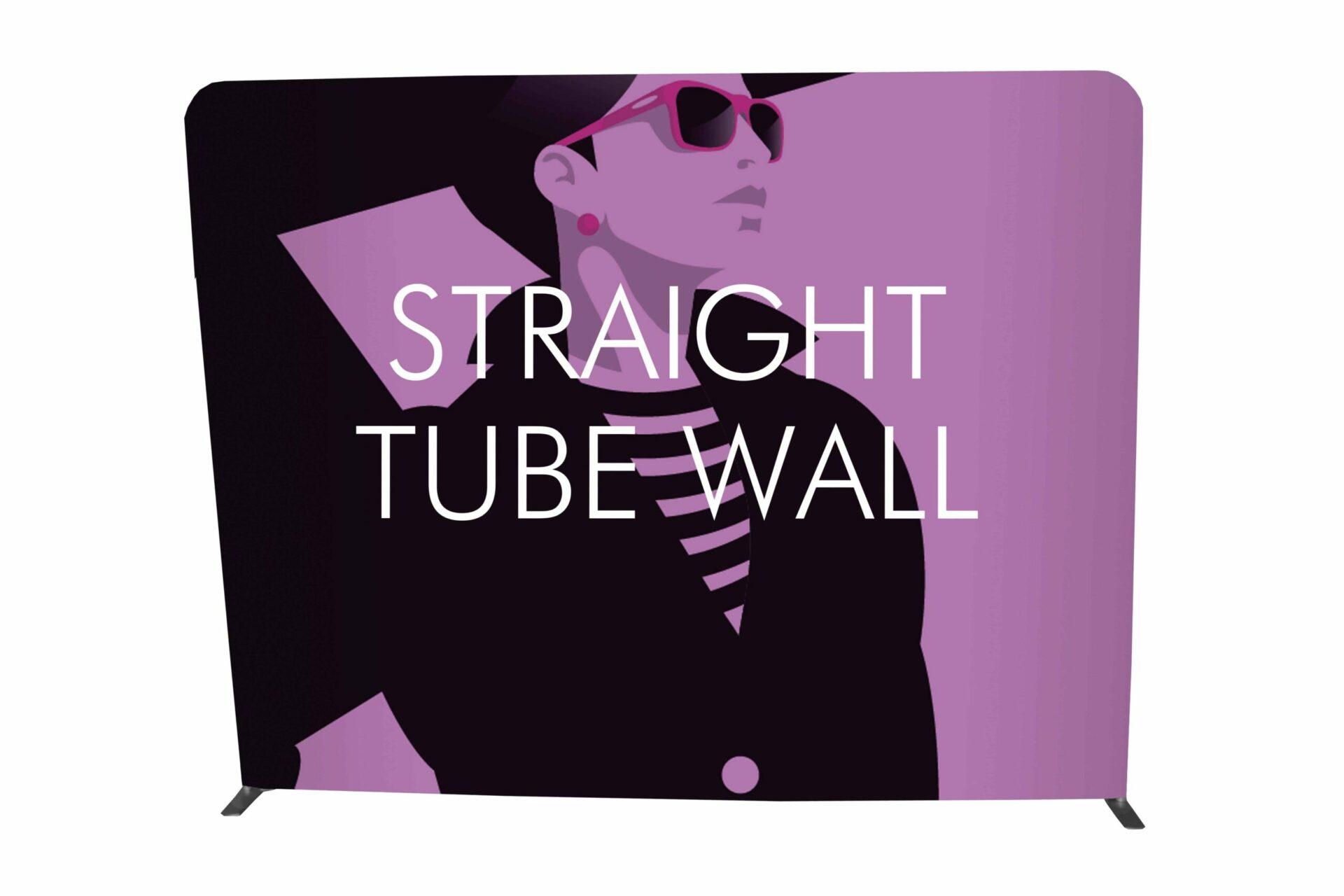 VD-TUB-Mur tubulaire droit